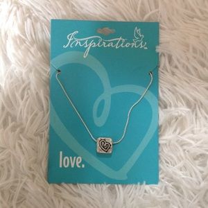 BRAND NEW LOVE necklace